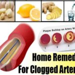 This garlic,ginger and lemon remedy cures clogged arteries – angina