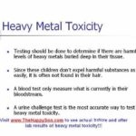 Mercury Poisoning, Chelation Therapy and Autism