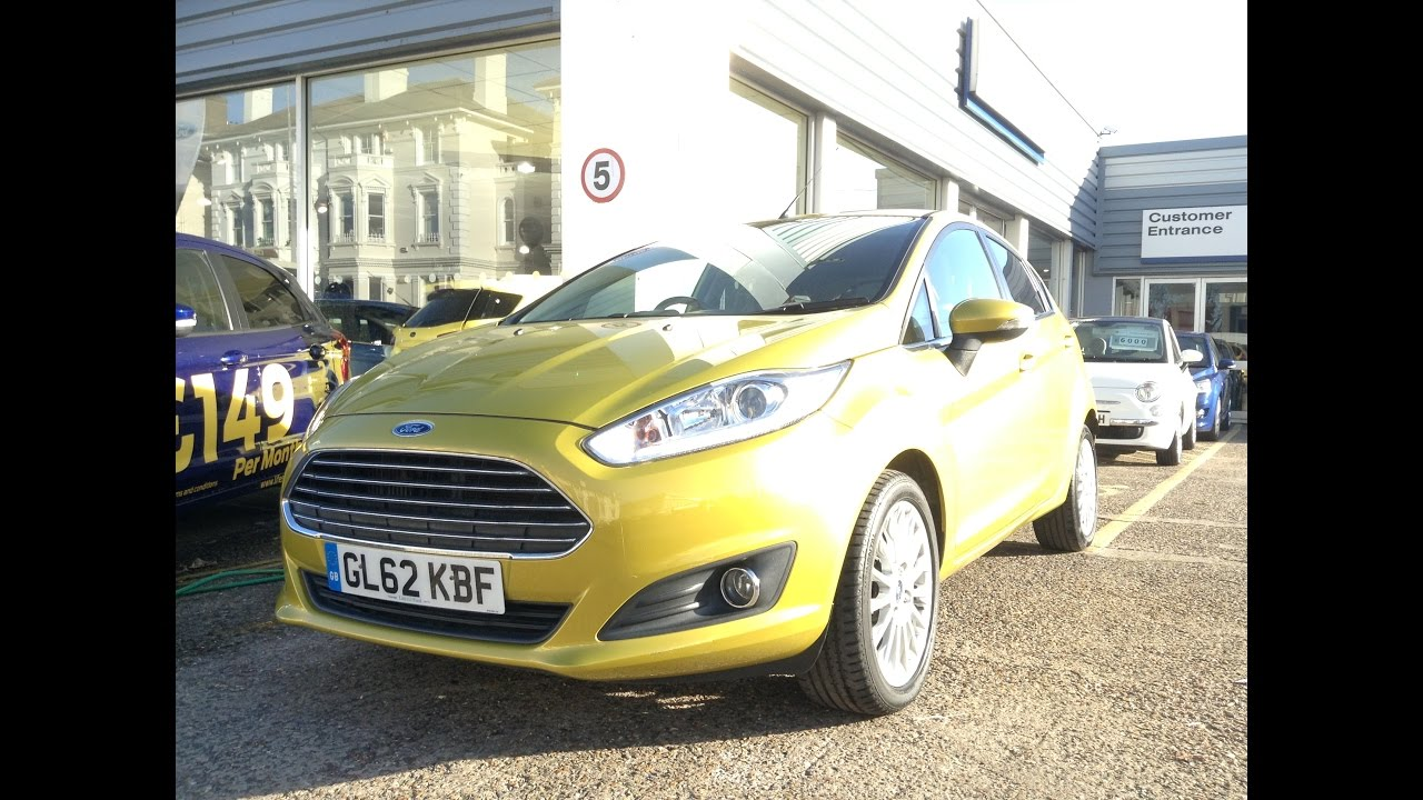 Ford Tunbridge Wells Used Cars