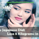 With This Famous Japanese Diet You Can Lose 8 Kilograms in 14 days