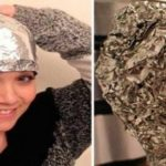 An Excellent Trick For Your Hair This Is What Happens When You Mix These 3 Ingredients And Wrap Your Hair In Aluminum Foil