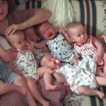 THEY TOLD HER TO ABORT 4 OF 7 BABIES: Here's how they look 18 years later!