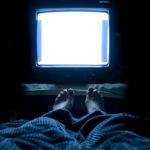 Why Sleeping with the TV Turned On is a Bad Idea