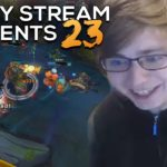 League of Legends Funny Stream Moments #23 – DENYING PENTAS! – Best LoL Moments