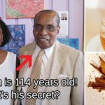 114 Year Old Man Reveals the Secret to His Disease Free Life: 5 Foods to Eat Every Day