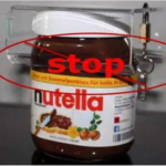 SAY NO TO NUTELLA, IT IS POISONING YOU AND YOUR CHILDREN