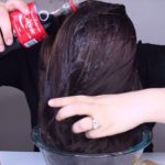 She Pours Bottle of Coke over Her Hair; You Must See The Results After That!