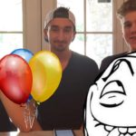 DO NOT LAUGH HELIUM BALLOON CHALLENGE (WARNING: HILARIOUS VOICES AHEAD)