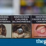 Plain cigarette packaging could drive 300,000 Britons to quit smoking