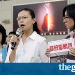 'I know he is alive': wife of Taiwan activist seized by China pleads for release