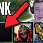RANK 1 ZED COACHES REDMERCY TO GET MASTERS – ft. LL Stylish | League of Legends