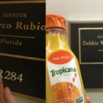 An unscientific analysis of the Florida delegation's feelings on orange juice