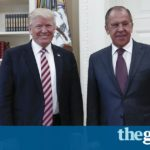 Trump's alleged boast to Russians could wreck the trust of America's allies