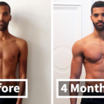 10+ Unbelievable Before & After Fitness Transformations Show How Long It Took People To Get In Shape
