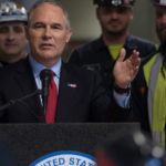 Trump's EPA Chief Aided Polluters For Years. Now Suddenly He Says The Mess Is A Priority